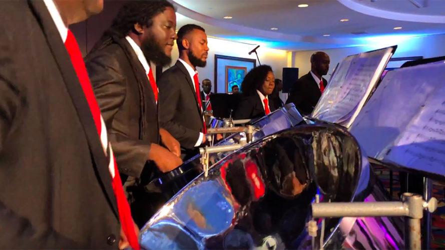 Pan Medley at CARIFESTA XIV Launch