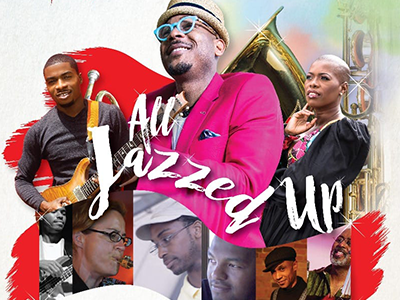 Music – All Jazzed Up Image