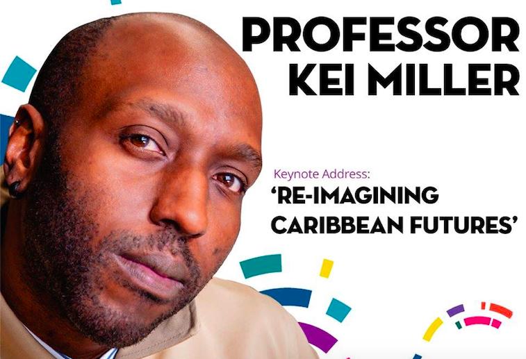 Keynote: Professor Kei Miller 'Re-Imagining Caribbean Futures' Image