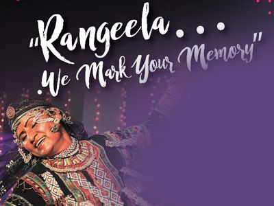 Cultural Showcase – RANGEELA: We Mark Your Memory Image