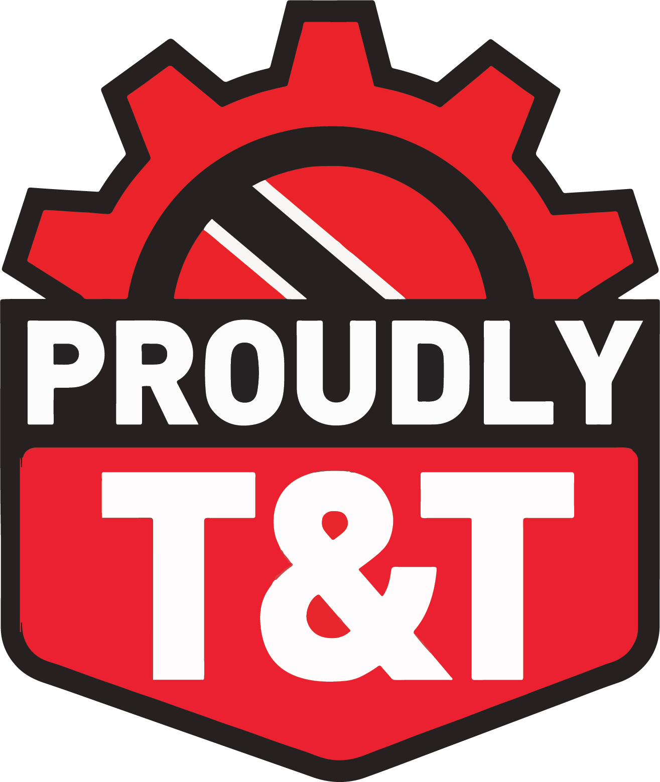 Proudly T&T Logo
