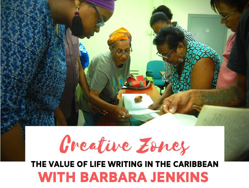 The Value of Life, Writing in the Caribbean with Barbara Jenkins Image