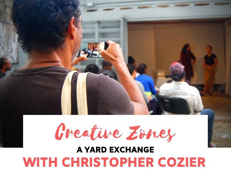 A Yard Exchange with Christopher Cozier Image