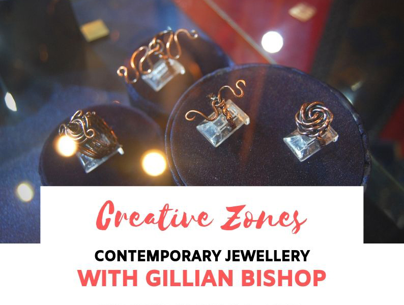 Contemporary Jewellery with Gillian Bishop Image