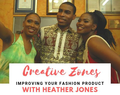 Improving Your Fashion Product with Heather Jones Image