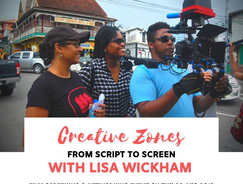 From Script to Screen with Lisa Wickham Image
