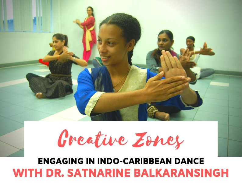 Engaging in Indo-Caribbean Dance with Dr. Santnarine Balkaransingh Image