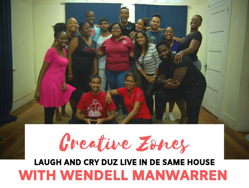 Laugh and Cry Duz Live in the Same House with Wendell Manwarren Image
