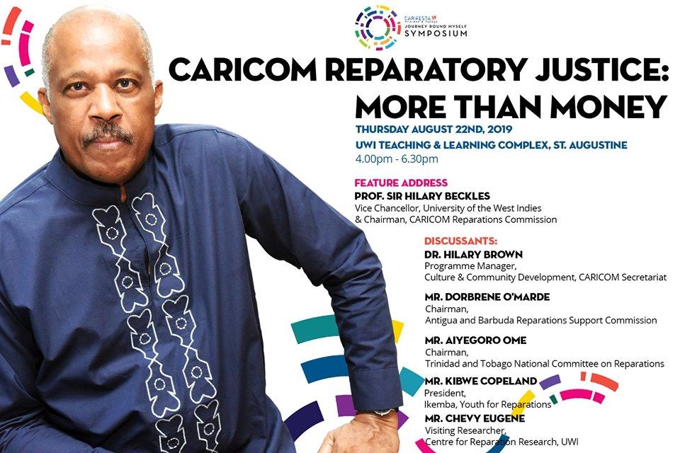 Caricom Reparatory Justice: More Than Money Image