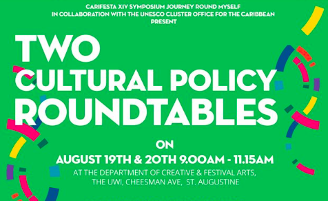 Unesco Cultural Policy Roundtables Image