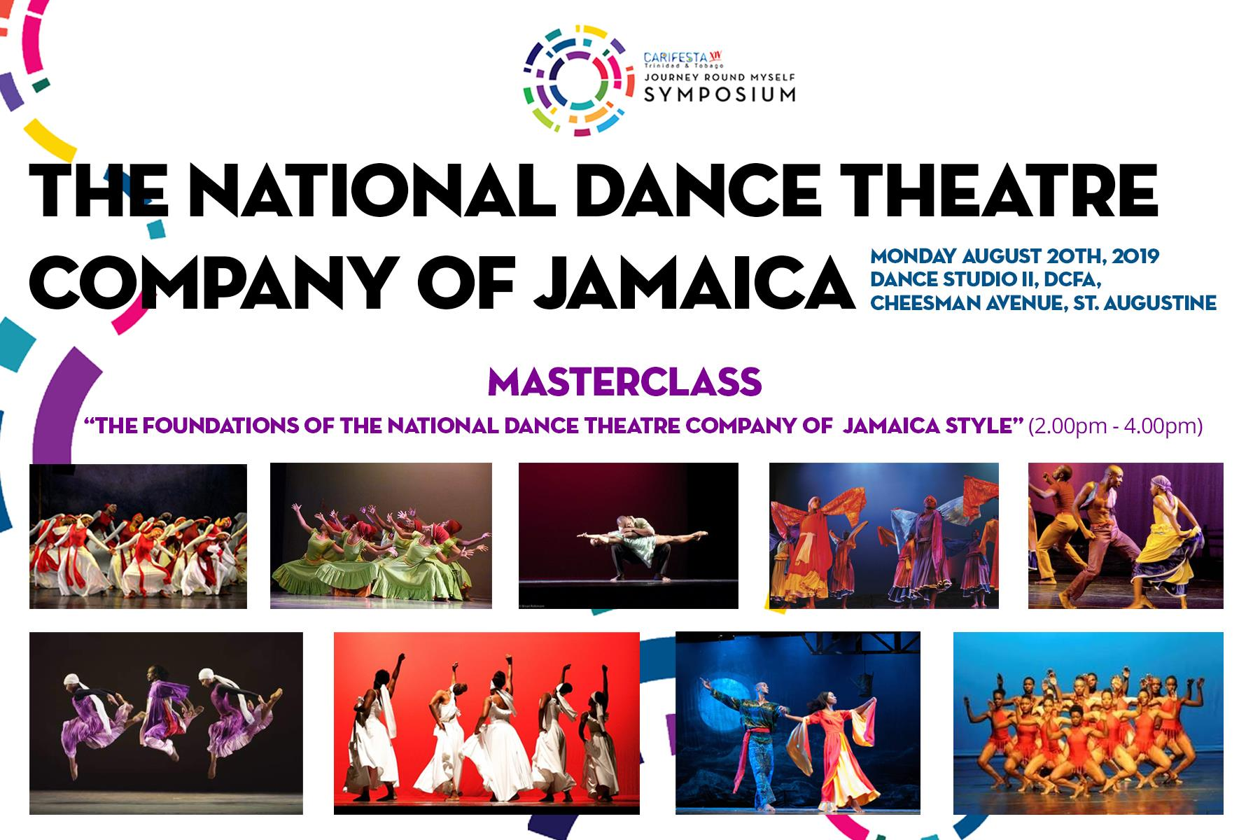 Masterclass: The National Dance Theatre Company of Jamaica Style Image